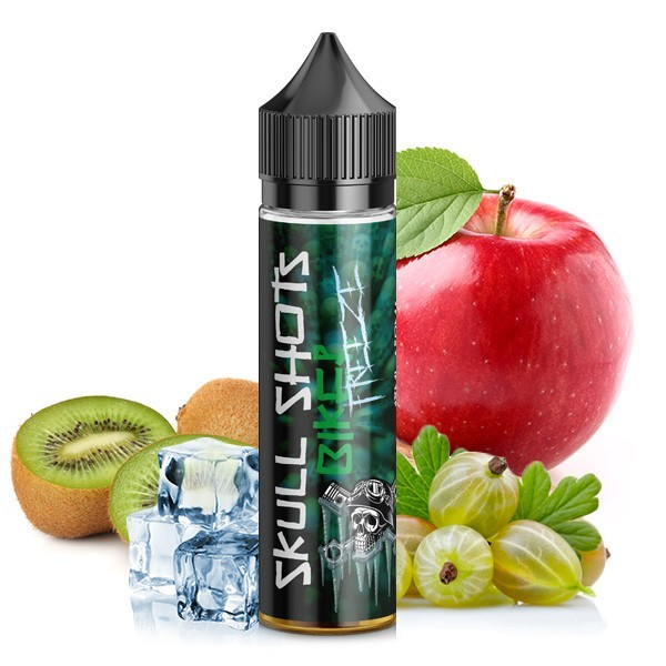 SKULL SHOTS Biker Freeze Aroma 18ml