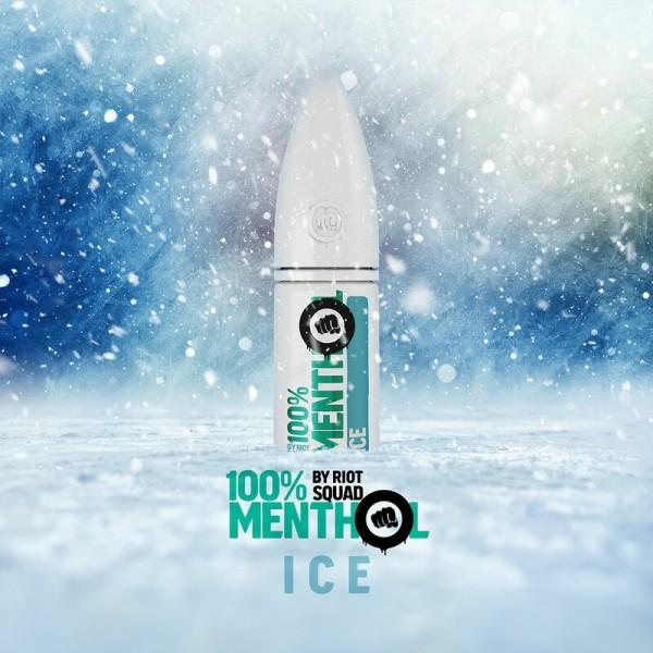 Riot Salt - 100% Menthol - Ice - Hybrid Nic Salt - 10ml