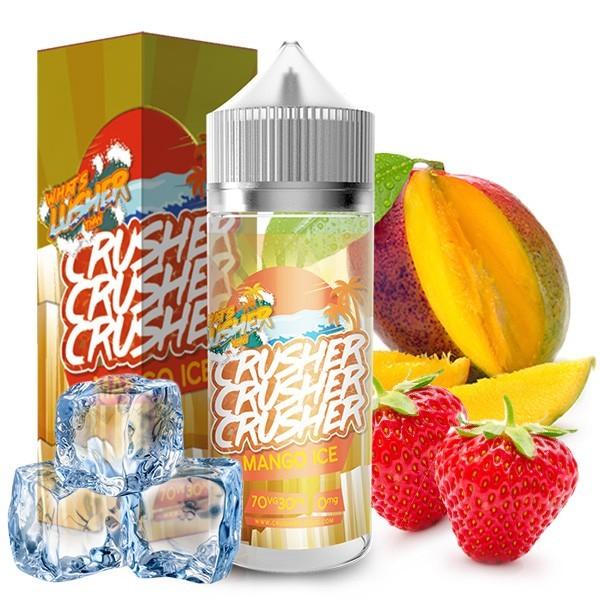 CRUSHER Mango Ice UK Premium Liquid 100 ml