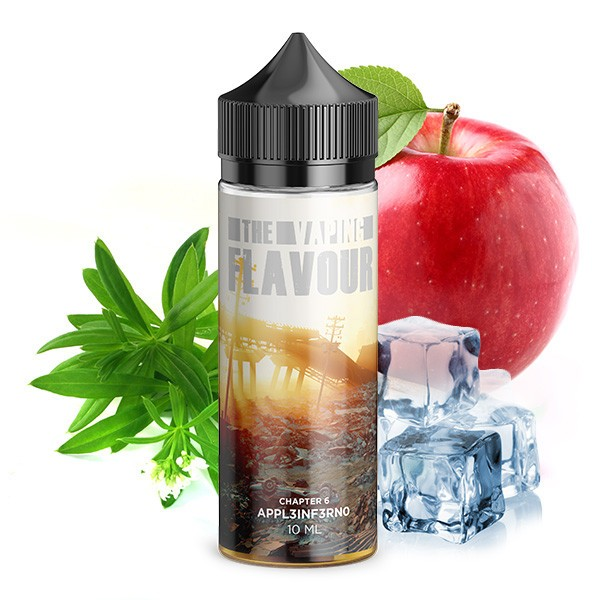 THE VAPING FLAVOUR Appl3inf3rn0 Aroma 10ml