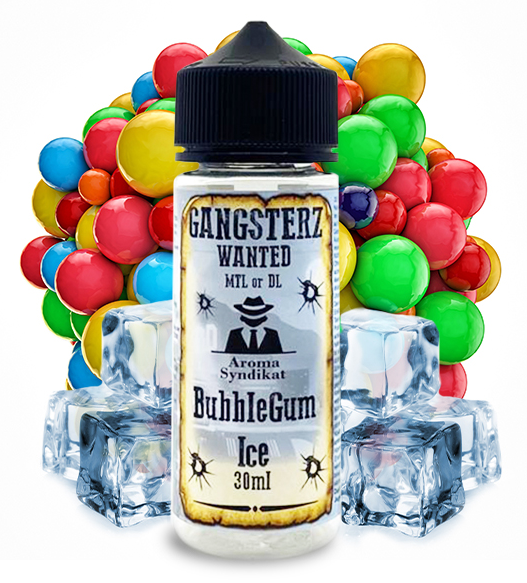 GANGSTERZ Aroma - Bubble Gum Ice 30ml