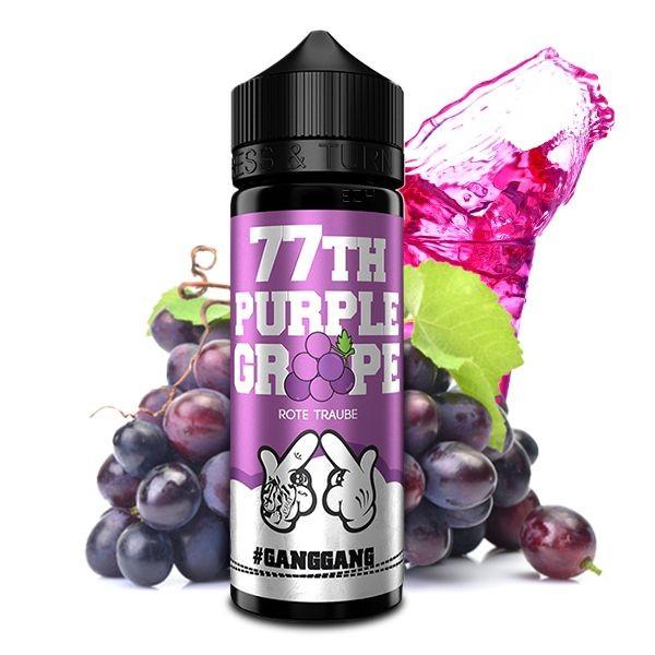#Ganggang Aroma - 77th Purple Grape 20ml