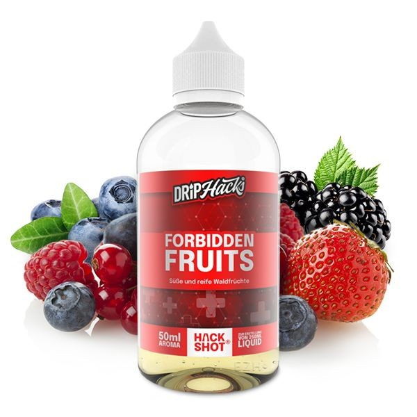 Drip Hacks 50ml Aroma - Forbidden Fruits - 50ml Aroma