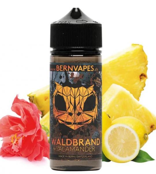 Bernvapes Aroma - Waldbrand Salamander 30ml