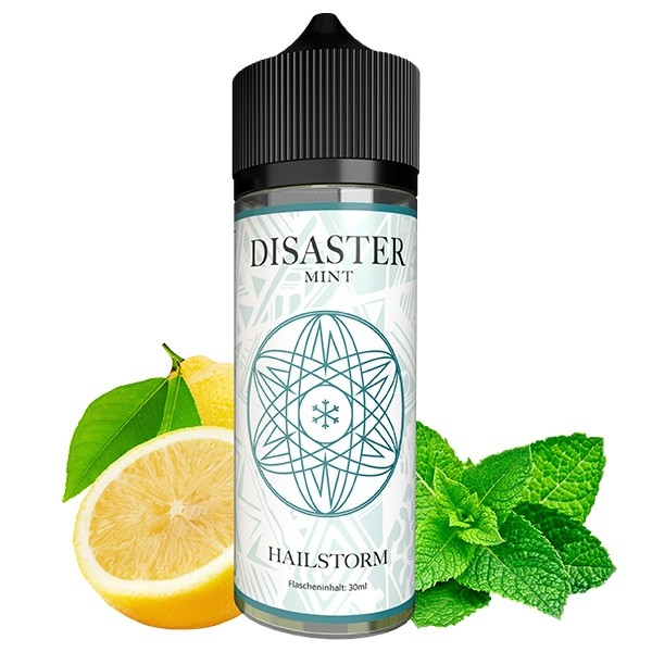 Disaster Mint Aroma - Hailstorm 30ml