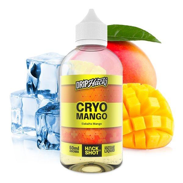 Drip Hacks 50ml Aroma - Cryo Mango - 50ml Aroma
