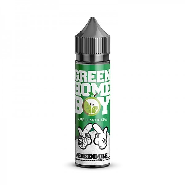 GangGang Green Homeboy Iced Aroma 20ml
