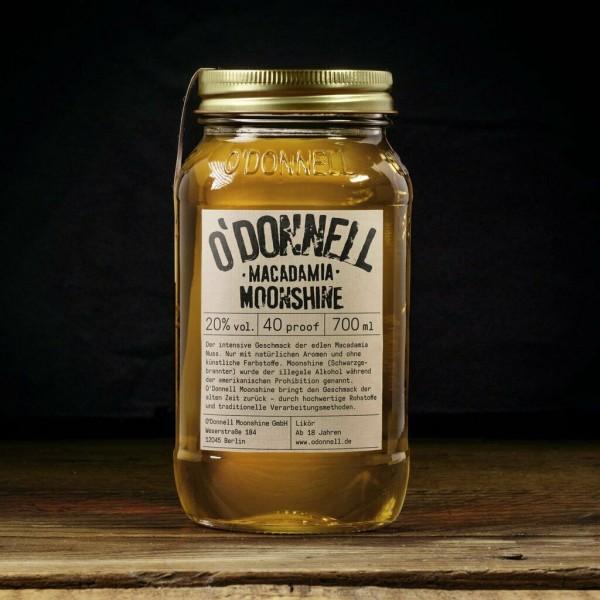 O´Donnell Moonshine - Macadamia