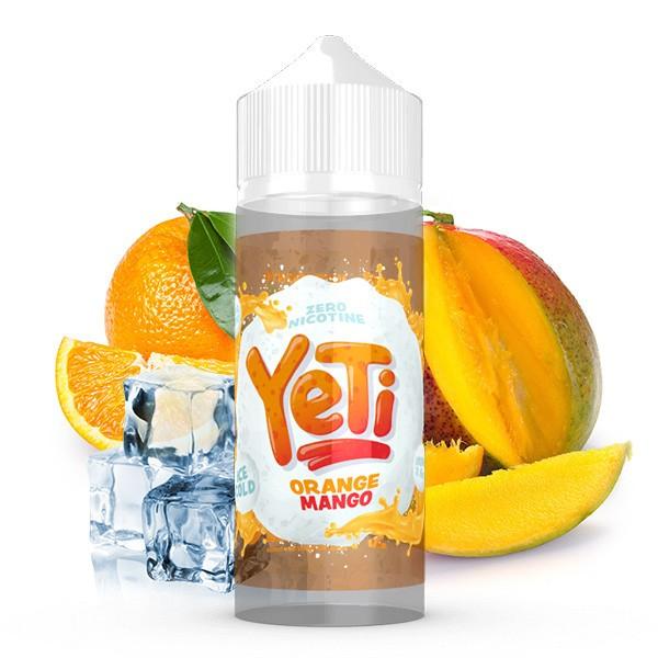 YETI Orange Mango Premium Liquid 100 ml