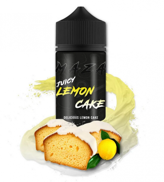 Maza Aroma - Juicy Lemon Cake 20ml