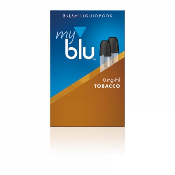 POD Tabak (Roasted Blend) für die MYblu (2er Pack)