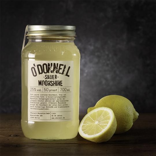 O´Donnell Moonshine - Sauer