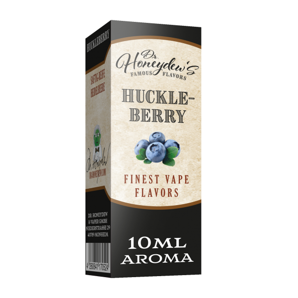 Honeydew - Huckleberry Aroma 10ml