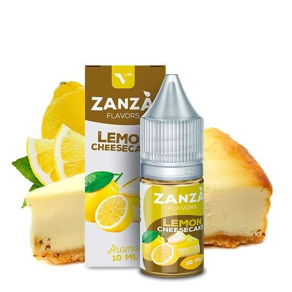 ZANZÁ Aroma - Lemon Cheesecake 10ml