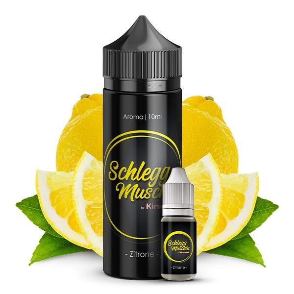 Schlegg Muschln by Kirschlolli Aroma - Zitrone 10 ml