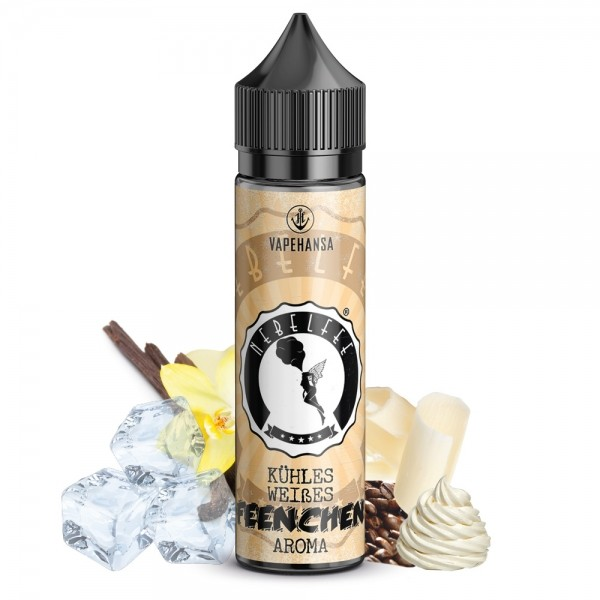 Nebelfee Aroma - Kühles Weißes Feenchen 10ml