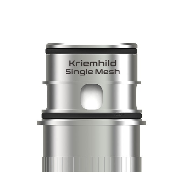3x Vapefly Kriemhild Single Mesh Coil