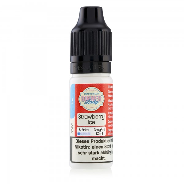 Dinner Lady 50/50 - Strawberry Lemonade Liquid 10ml