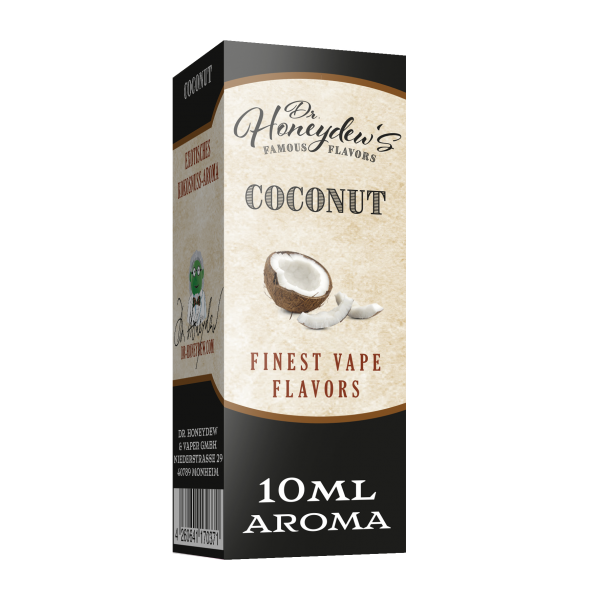 Honeydew - Coconut Aroma 10ml