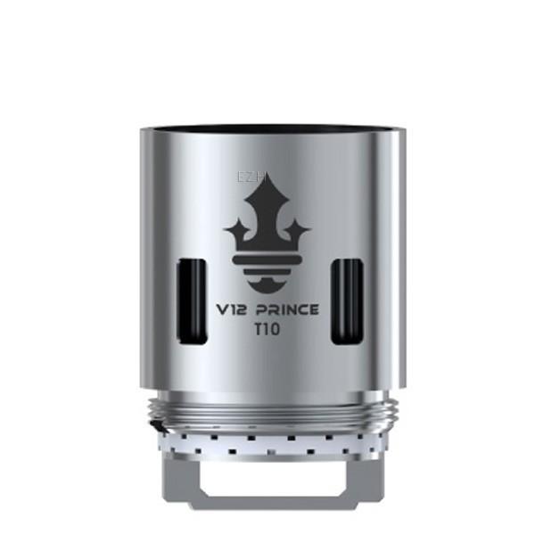 3x SMOK V12 Prince-T10 Decuple Coil