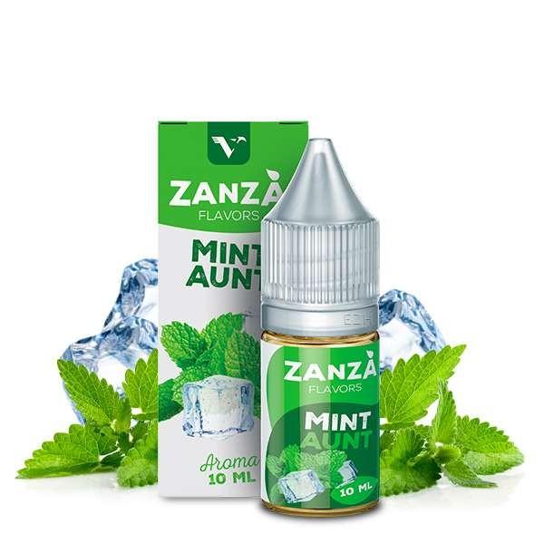 ZANZÁ Aroma - Mint Aunt 10ml