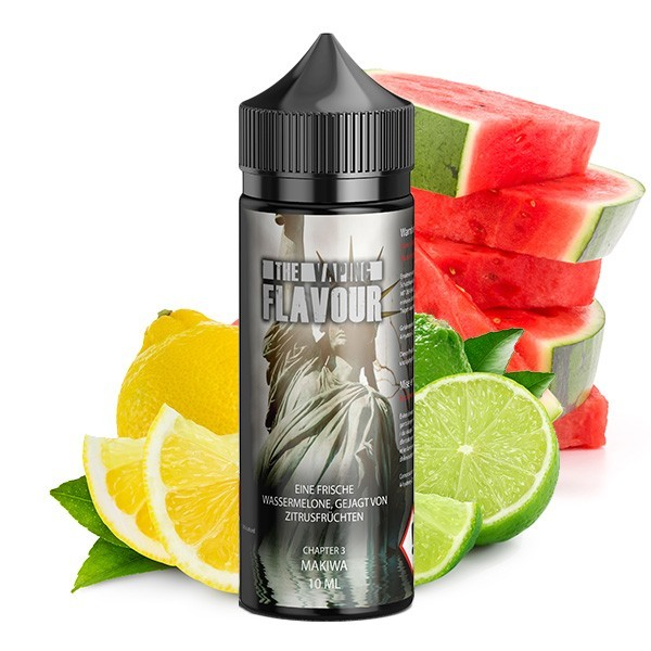 THE VAPING FLAVOUR Makiwa Aroma 10ml