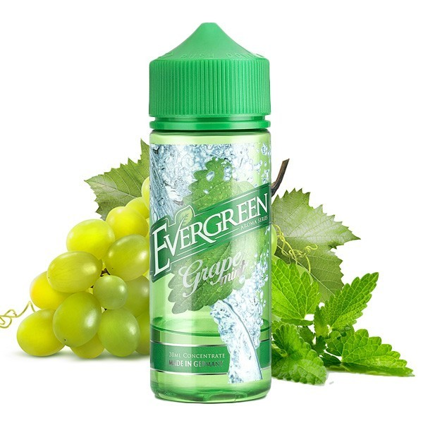 EVERGREEN Grape Mint Aroma 30ml