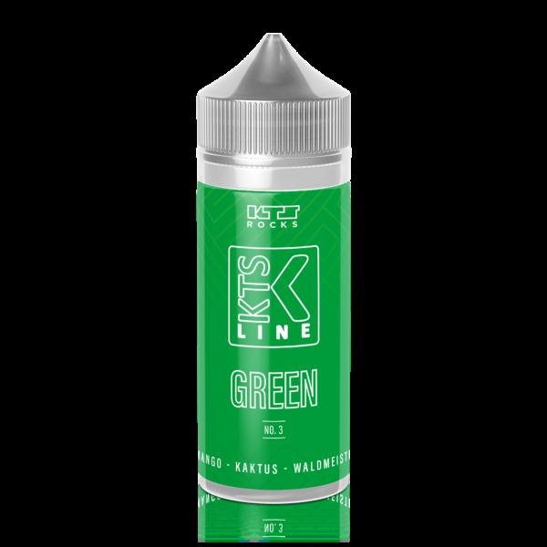 KTS Green - No 3 Aroma 30ml
