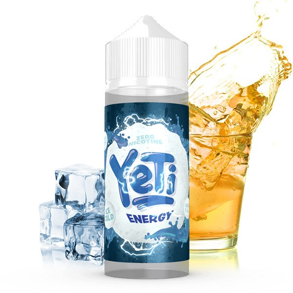 YETI Energy Premium Liquid 100 ml