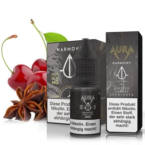 AURA Harmony Nikotinsalz Liquid 10 ml