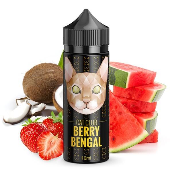 CAT CLUB Berry Bengal Aroma 10ml