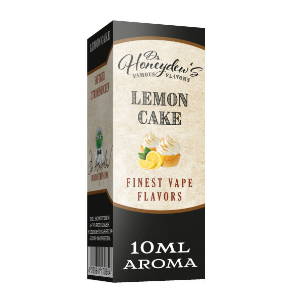 Honeydew - Lemon Cake Aroma 10ml