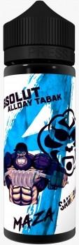 Maza + Samurai Aroma - Absolut Allday Tabak 20ml