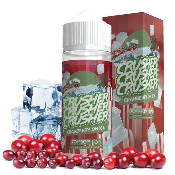 CRUSHER Cranberry on Ice UK Premium Liquid 100 ml