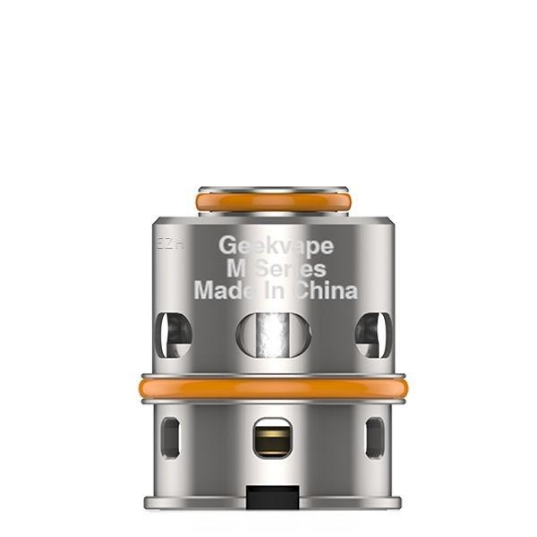 5x GeekVape M-Series M0.3 Dual Coil Verdampferkopf 0.3 Ohm