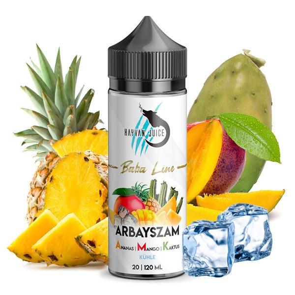 HAYVAN JUICE Baba Line Arbayszam Aroma 20ml