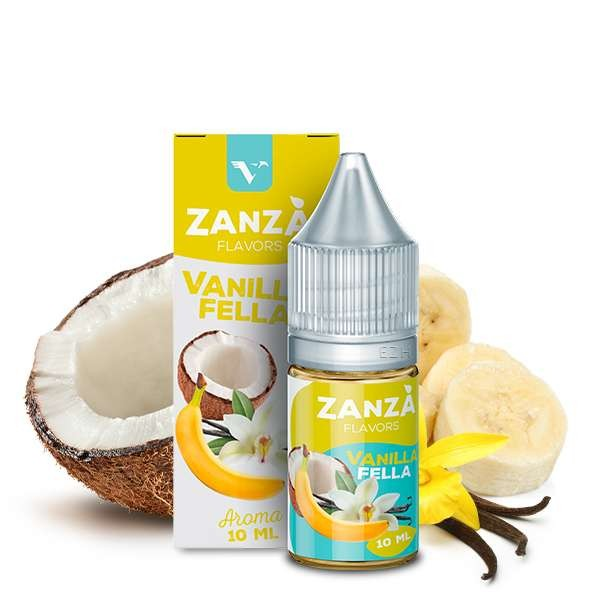 ZANZÁ Aroma - Vanilla Fella 10ml